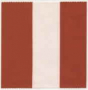 moire ribbon textile red-white-red 150 mm, 25 m